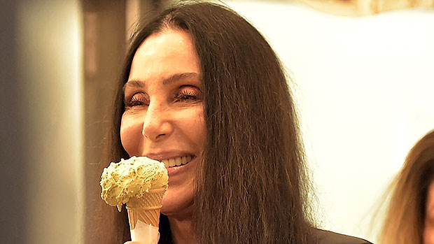 Cher, 75, Slays In Fitted Black Leggings As She Eats Ice Cream On Glam Portofino Getaway — Photos thumbnail