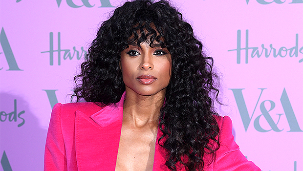 Ciara Gets Cheeky In Pink Swimsuit On Mexico Trip 1 Year After Giving Birth To Baby Win — Photos
