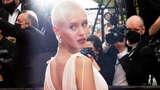 Jude Law's Daughter Iris, 20, Rocks A Colorful Bikini In Sexy New Video