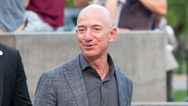 Jeff Bezos & Blue Origin Crew Successfully Travel To Space: His First Words Back On Earth: 'Best Day Ever'.jpg
