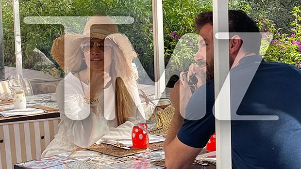Jennifer Lopez & Ben Affleck Hold Hands As They Stroll Through Italy Amidst Hot & Heavy Romance.jpg