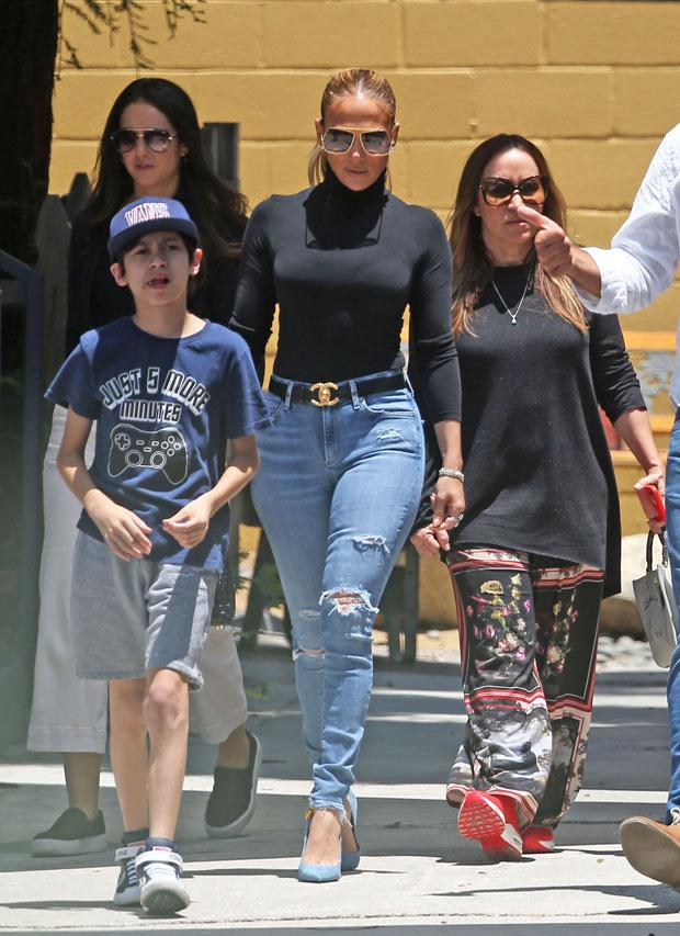 Jennifer Lopez & Max