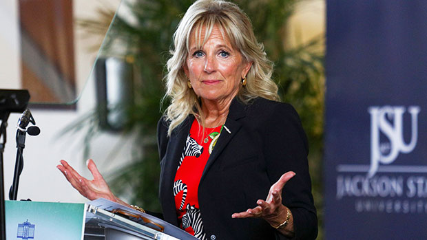 Jill Biden Hospitalized: First Lady Punctures Foot & Has Surgery With Joe Biden By Her Side.jpg
