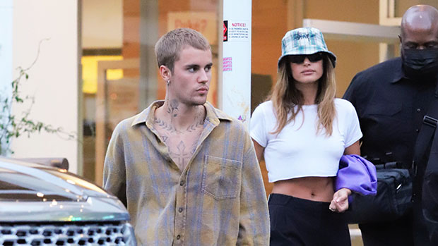 Justin Bieber & Hailey Baldwin Grab Sushi After Sparking Pregnancy Speculation With 'Mom & Dad' Comment.jpg