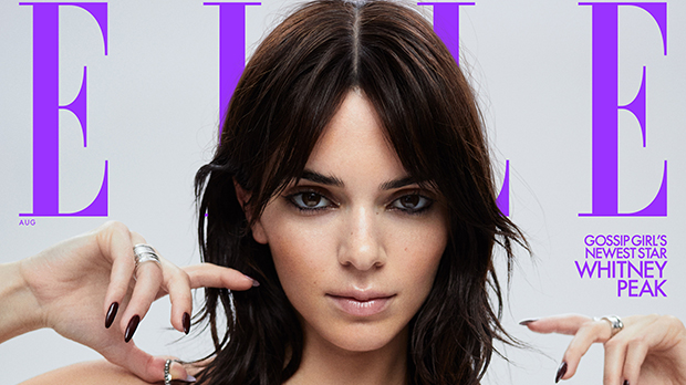 Kendall Jenner Slays In Plunging Silver Dress, Sexy Bodysuit & More For New 'ELLE' Shoot — Photos.jpg