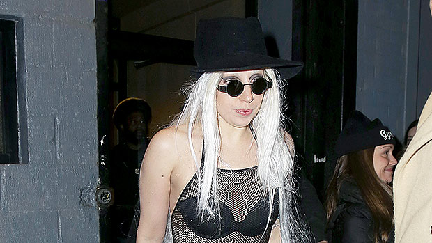 Lady Gaga Rocks Star-Shaped Bikini With Gold Chains As She Emerges From The Pool — Watch.jpg