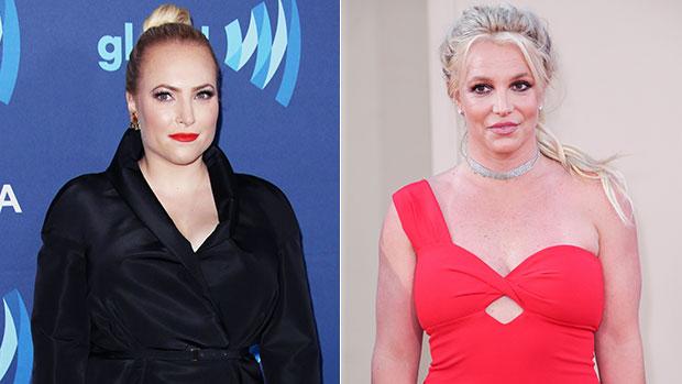 Meghan McCain, Britney Spears