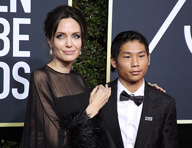 Angelina Jolie, Pax