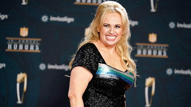 Rebel Wilson Rocks Sparkly Green Top To Channel Britney Spears' 'Crazy' Music Video On Movie Set — Watch.jpg