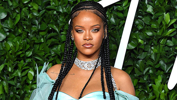 Rihanna Rocks Sexy Green Terry Lingerie For 'Thot Season' In Hot New Video — Watch.jpg