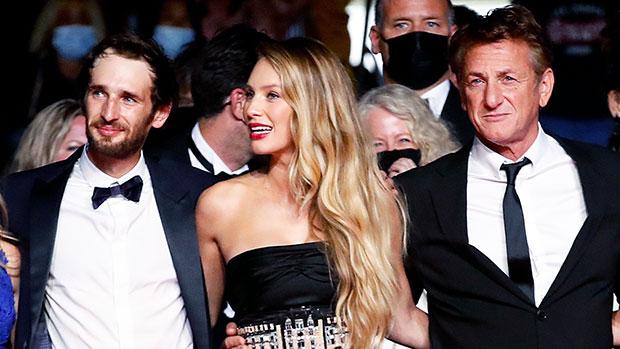 Sean Penn and his kids