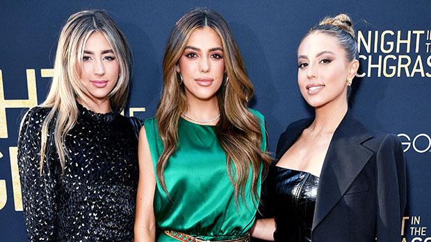 Sylvester Stallone's Daughters Sophia, 24, Sistine, 23, & Scarlet, 19, Rock Mini Dresses For Screening.jpg