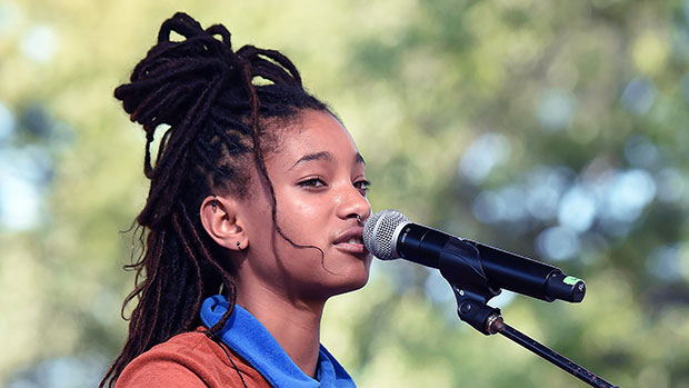 Willow Smith, 20, Shaves Her Head During Her Concert While Performing 'Whip My Hair' – Watch.jpg