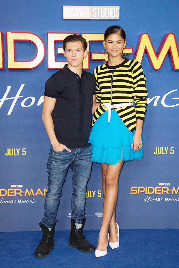 Tom Holland & Zendaya