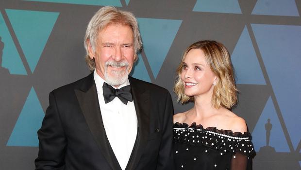 Harrison Ford & Calista Flockhart