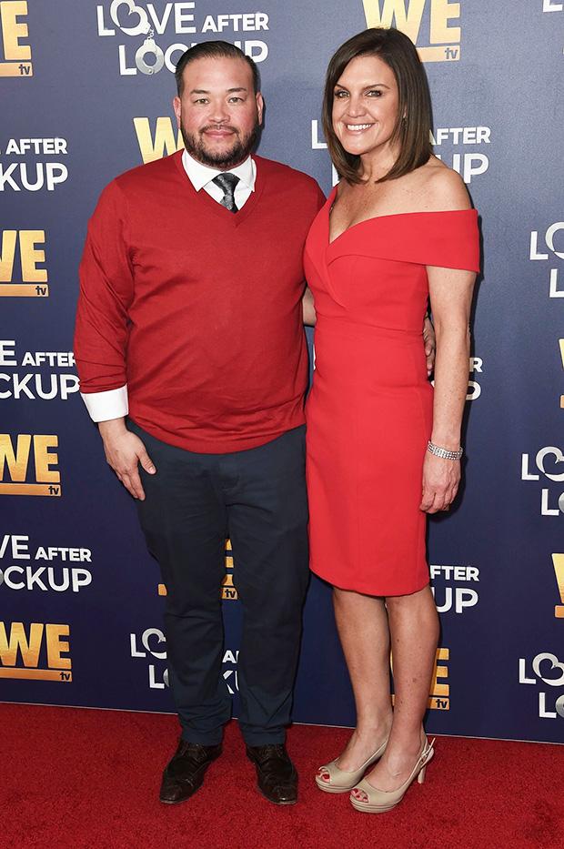 Jon Gosselin & Colleen Conrad