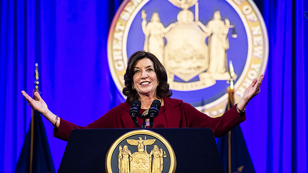 Kathy Hochul: 5 Things To Know About NY Lt. Governor Who Would Replace Cuomo If He Resigns