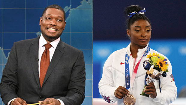 Michael Che: How The 'SNL' Cast & Crew Are Reacting To Backlash Over Simone Biles Jokes