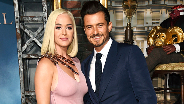 Orlando Bloom Rocks Apron With Chiseled Abs During Wild Night Out With Katy Perry