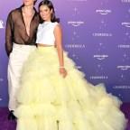 Shawn Mendes CAmila Cabello Cinderella Premiere BACKGRID