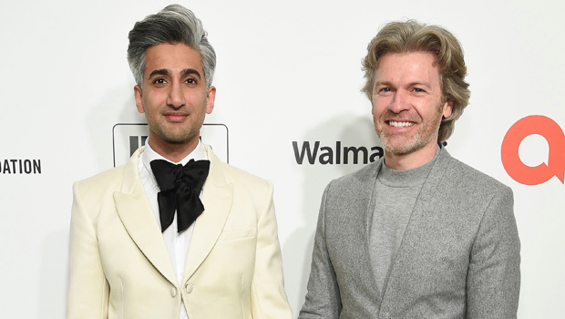 'Queer Eye' Star Tan France & Husband Rob Welcome Baby Boy Via Surrogate — See Photos