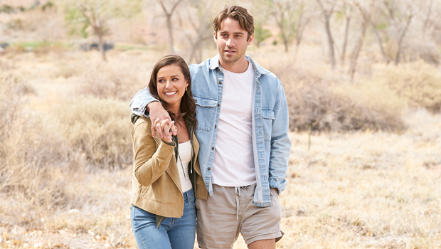 Katie Thurston and Greg Grippo