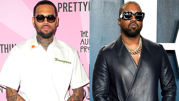 Chris Brown Calls Kanye West Hours After 'Donda' Release With Their Collaboration - Light Home News