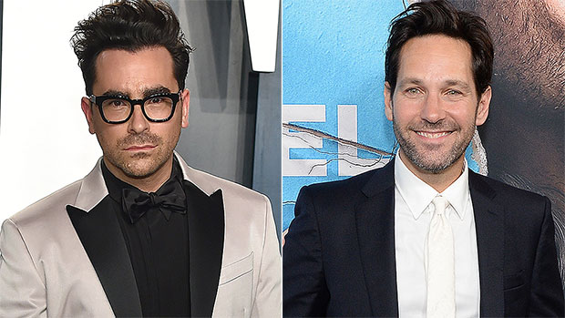 Dan Levy & Paul Rudd Are Spotted Having Indian Food In London & Fans Go Wild With Memes