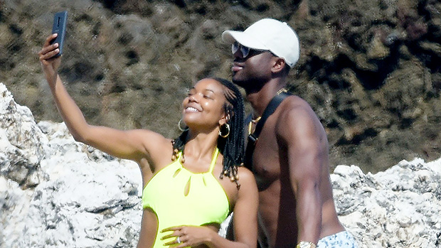 Gabrielle Union, 48, Stuns In A Tiny Black Bikini On Italian Vacation With Dwyane Wade — See Pic.jpg