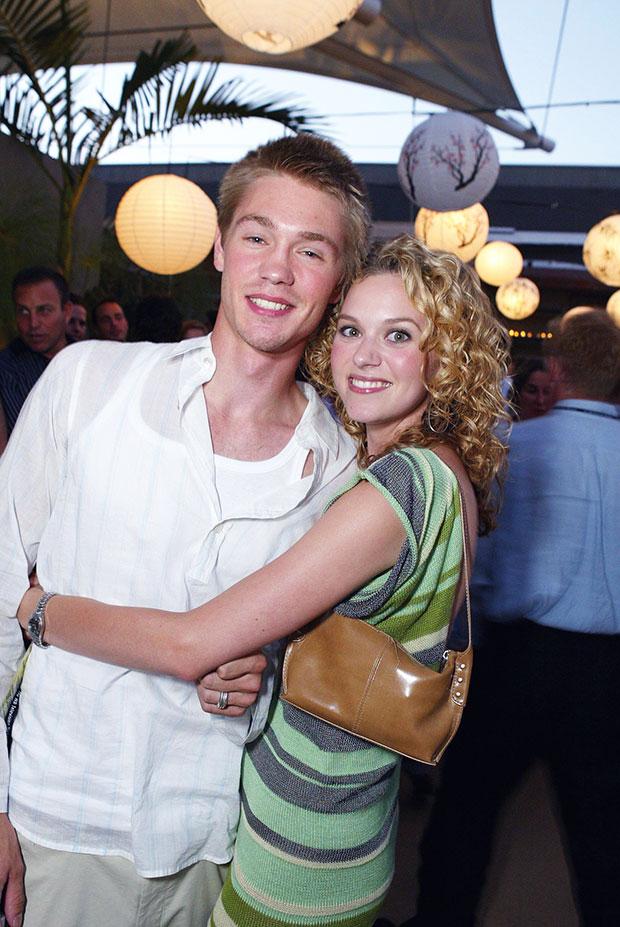 Chad Michael Murray & Hilarie Burton