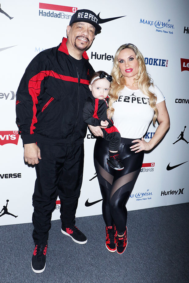 Ice-T, Coco Austin & Chanel