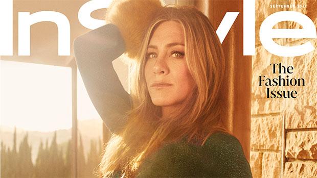 Jennifer Aniston Jokes She'd 'Gladly' Host 'The Bachelor' After Chris Harrison's Exit