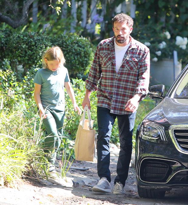 Ben Affleck & Samuel