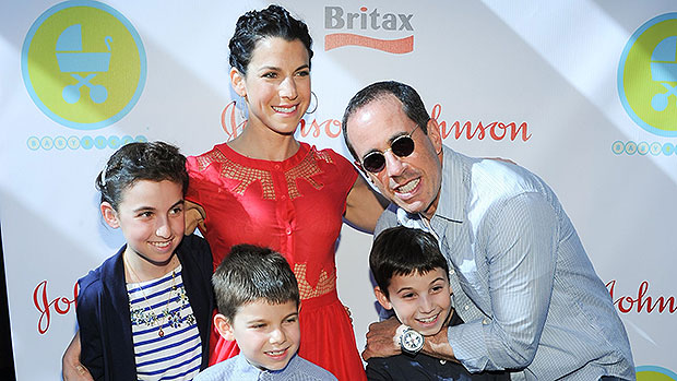 jerry seinfeld and his kids