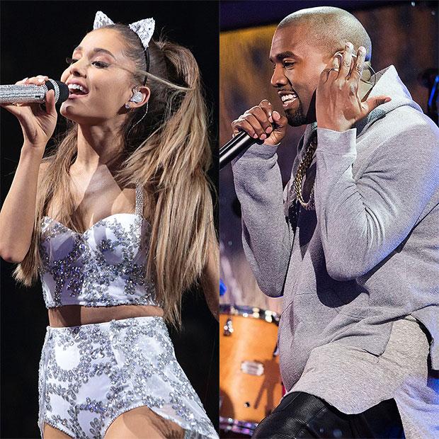 Ariana Grande & Kanye West
