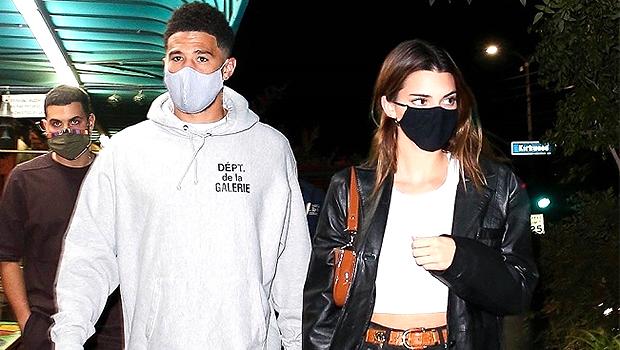 Kendall Jenner & Devin Booker