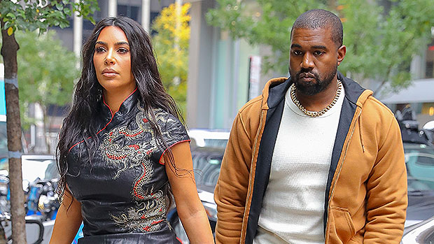 Kim Kardashian 'Wants More Communication' & 'Family Unity' From Kanye West As Divorce Continues