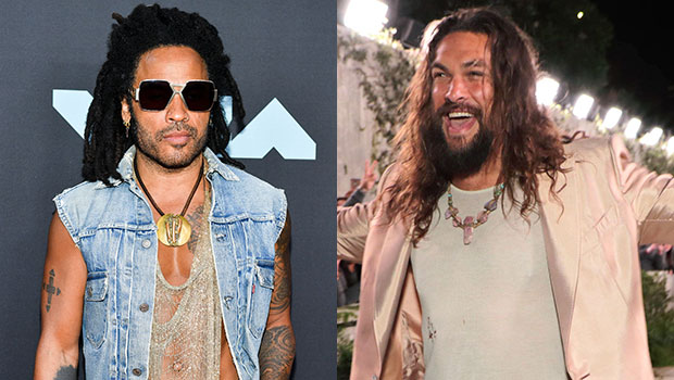 Lenny Kravitz Sends Birthday Love To Ex Lisa Bonet's Husband Jason Momoa & Fans Go Wild: '1 Family'