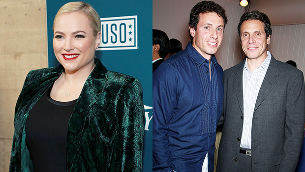 Meghan McCain Called A Hypocrite For Saying Chris & Andrew Cuomo Are 'Worst Kind Of Nepotism'