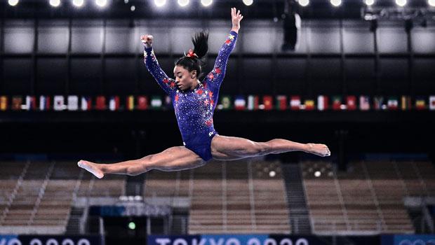 Simone Biles Wins Bronze Medal On Balance Beam As She Makes Triumphant Return To Olympics