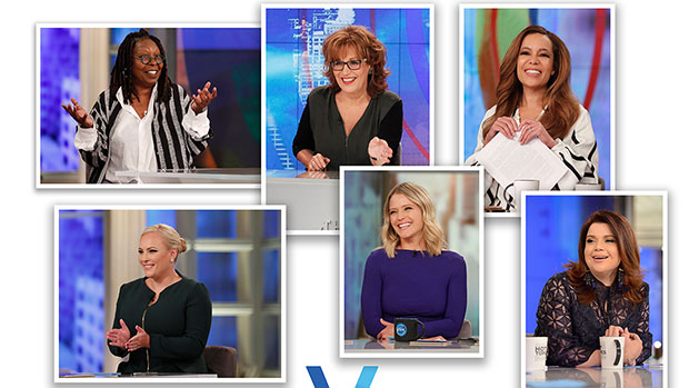 'The View': Why They're Taking The 'Jeopardy!' Approach With Finding Meghan McCain's Replacement - HollywoodLife