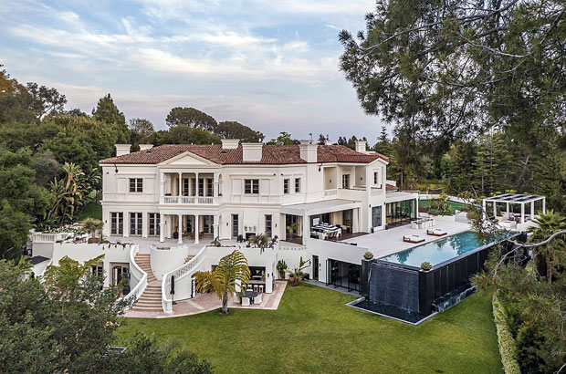 The Weeknd House