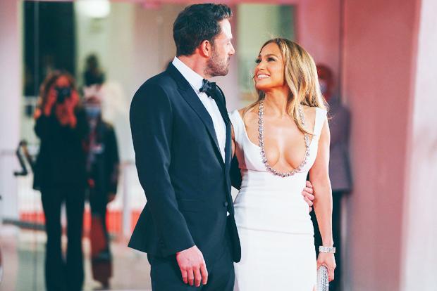 Ben Affleck & J.Lo