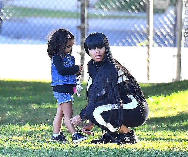, Blac Chyna Shades Kardashians As She Dishes On Kimye's Split, Khloe & Tristan's Drama & More,