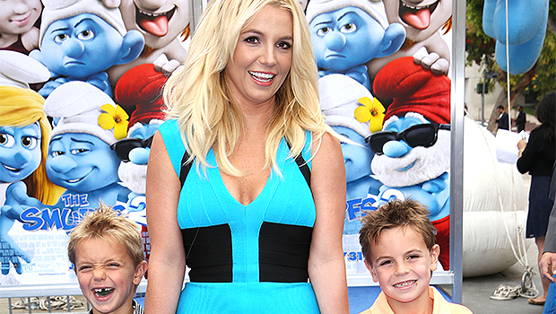 Britney Spears' Kids: Everything To Know About Her Boys, Sean & Jayden.jpg