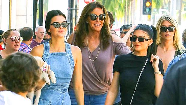 Caitlyn Jenner, Kylie Jenner, Kendall Jenner