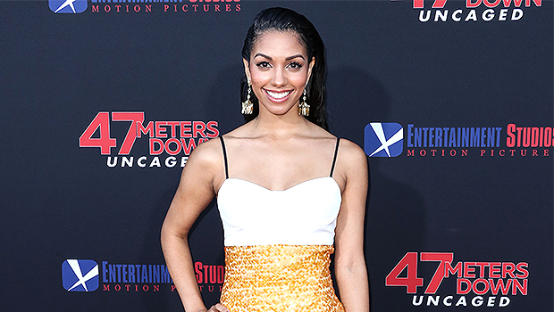 Corinne Foxx Opens Up About Her Anxiety & How Dad Jamie 'Opened Doors' For Her