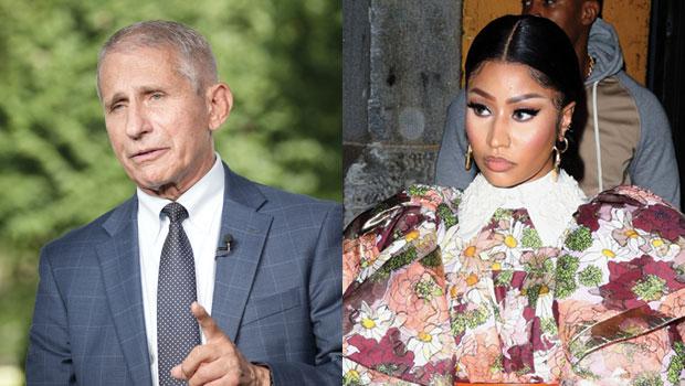 Dr. Fauci Calls Out Nicki Minaj For Her Anti-Vax Tweets & Spreading 'Misinformation'.jpg