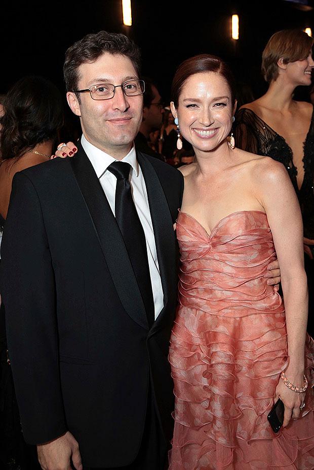 Michael Koman & Ellie Kemper