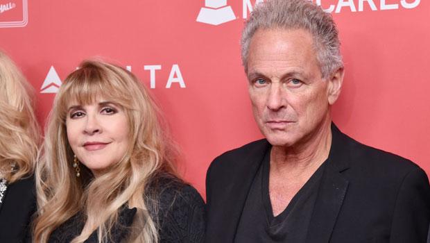 Fleetwood Mac's Lindsey Buckingham, 71, Says Ex Stevie Nicks, 73, May Not Be 'Over' Him